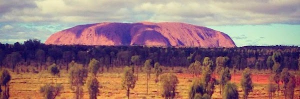 Incentive travel and luxury travel to Australia and visit Uluru with UNIQ dmc Uluru