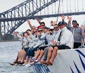 Incentive travel in Sydney with dmc UNIQ Travel & Incentives Australia