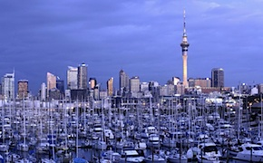 Incentive travel delegates explore Auckland with uniq dmc new zealand
