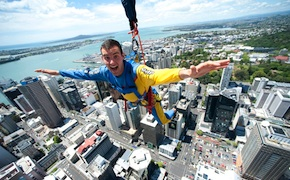 Incentive travel can get wild in Auckland. Skyjump from the Tower and enjoy some thrill with uniq dmc auckland