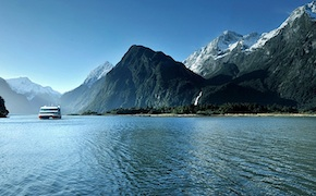 Incentive trip to Milford Sound with dmc Queenstown