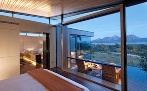 Tasmania's Saffire Freycinet named best boutique hotel in Australia and in the world