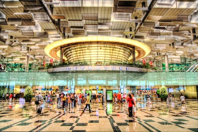 Planning luxury travel to Australia? Flying through Singapore might be the way to go as Changi Airport has been awarded the best airport in the world again