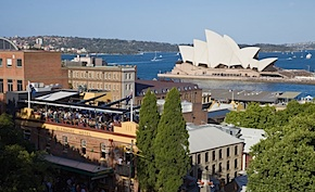 DMC Sydney presents Best dining spots with uninterrupted views of the Sydney Opera House and the Harbour for incentive travel in Australia - Glenmore