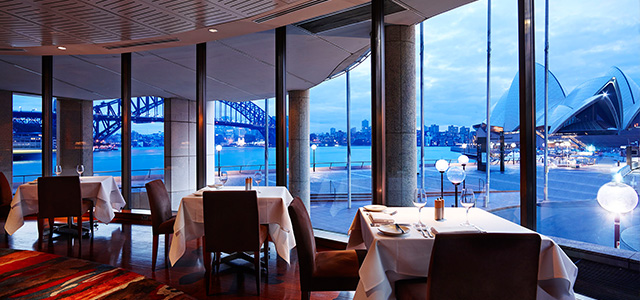 Dmc Sydney Luxury Travel Australia Harbour Dining Aria
