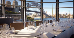 Sydney and best dining on the Harbour at Quay for luxury travel and incentive travel with dmc Sydney, UNIQ Travel & Incentives Australia