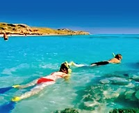 Incentive travel in Western Australia and snorkelling with dmc perth
