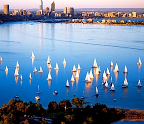 Perth Western Australia and Incentive travel with dmc UNIQ Travel & Incentives Australia