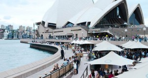 Sydney's Opera Bar with best views in Australia relaunches