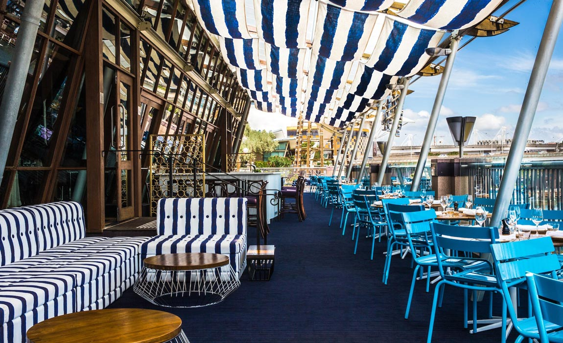 Cafe del Mar is one of the best rooftop bars in Sydney for incentive groups by UNIQ dmc australia