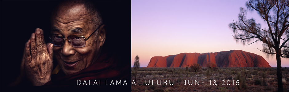 Visit to Uluru and meet Dalai Lama during luxury travel to Australia with UNIQ dmc Uluru Australia