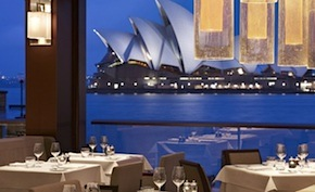 DMC Sydney presents Best dining spots with uninterrupted views of the Sydney Opera House and the Harbour for incentive travel in Australia - Park Hyatt