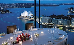 DMC Sydney presents Best dining spots with uninterrupted views of the Sydney Opera House for incentive travel in Australia - Shangri-La Sydney