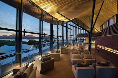 Saffire Freycinet, Luxury Lodges of Australia, Tasmania