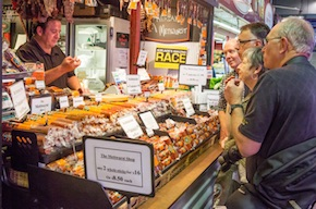 Incentive group try local flavours at the Adelaide Central Market by dmc Adelaide and UNIQ Incentives Australia