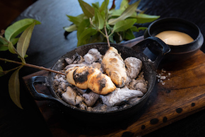 Exclusive dining experience with indigenous produce by dmc Adelaide, incentive travel Australia
