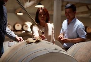 Year of birth wine tasting in Barossaby dmc Adelaide and UNIQ Incentives Australia